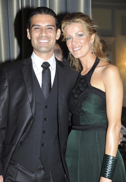Jaydy Mitchel y Rafa Márquez se han casado en costa de Careyes, México