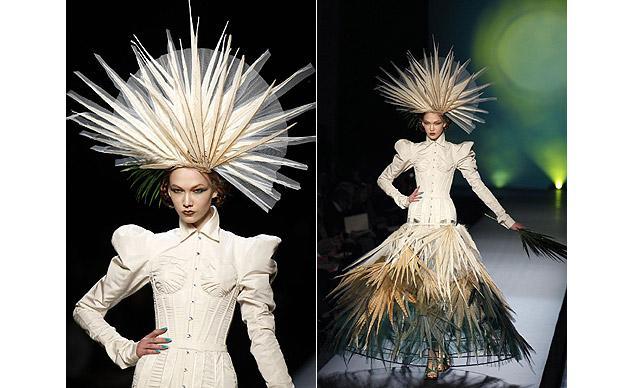 Colección Alta Costura Jean Paul Gaultier primavera/verano 2010