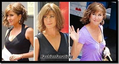 Jennifer Aniston luce cambio de look en su nueva película