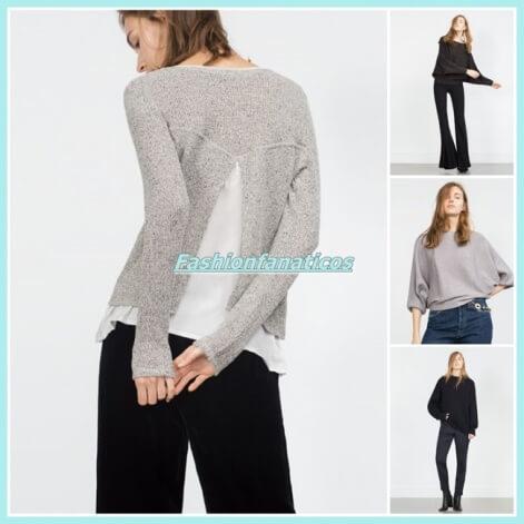 Los jerseis de mujer son tendencia