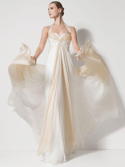 jesús del pozo colección novias 2010