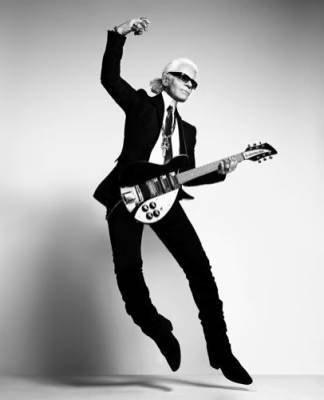Las salidas de tono de los genios by Karl Lagerfeld