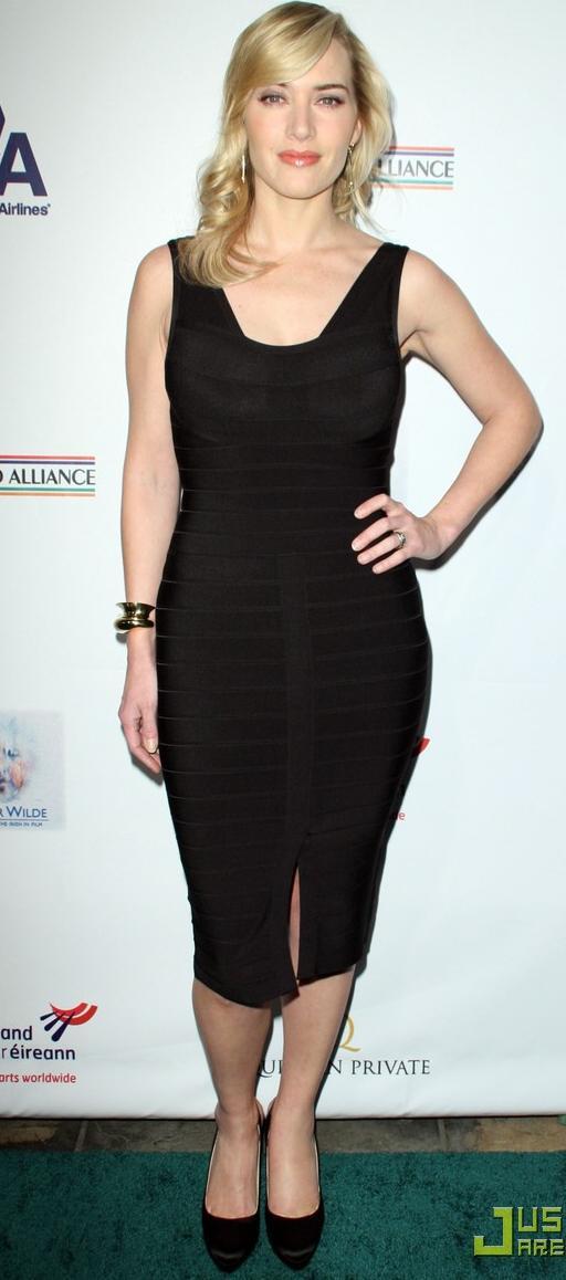 Kate Winslet es considerada la famosa con mejor cuerpo