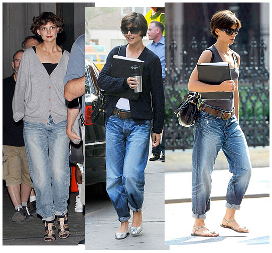 katie-holmes-rolled-jeans