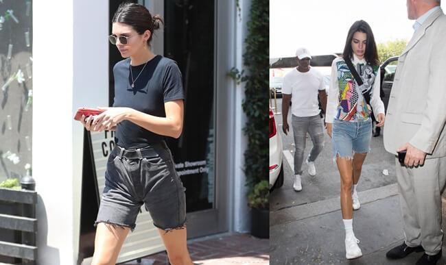 Los Mom Shorts, los pantalones cortos de Otoño 2018