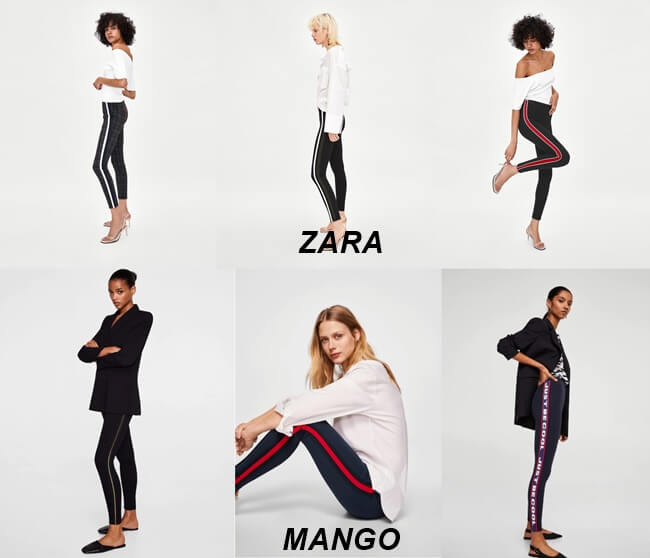 Los leggings, un must de la temporada