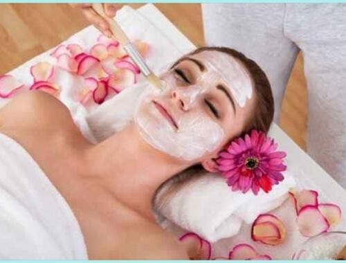 tratamiento facial en centros de belleza