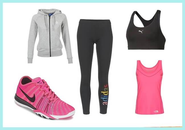 calzado y ropa deportiva de spartoo