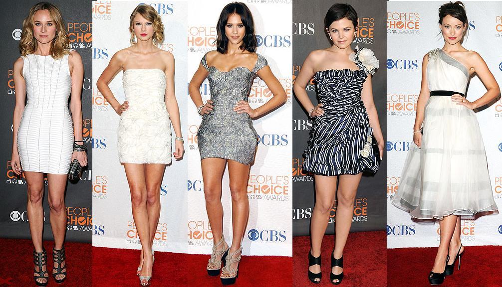 ¿Cuál ha sido el mejor look de los People Choice Awards?