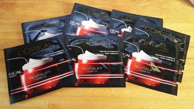 Review de L'Oreal Revitalift Láser X3