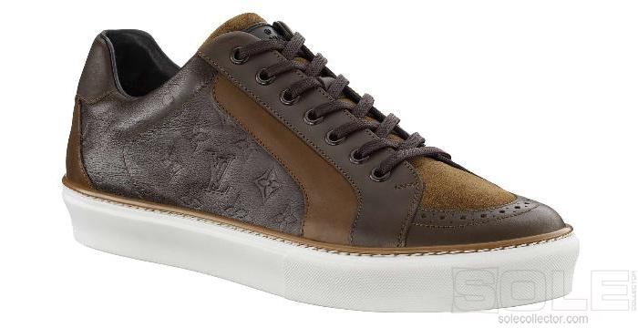 Zapatillas para hombre Louis Vuitton invierno 2009