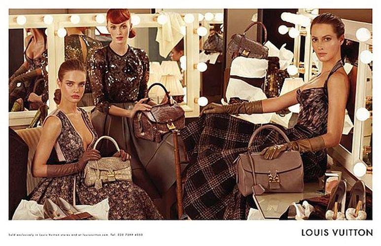 Louis Vuitton regresa a la década de los 50