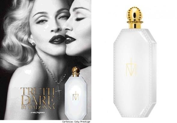 Madonna ya tiene nueva fragancia