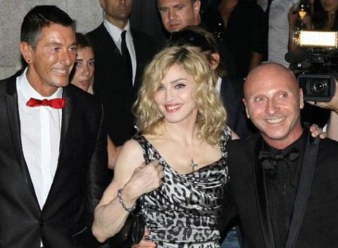 Confirmado, Madonna repite como imagen de Dolce & Gabbana para el proximo Otoño/Invierno.