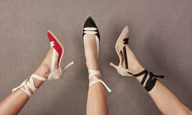 Manolo Blahnik by Castañer, los nuevos zapatos del diseñador para el 2018