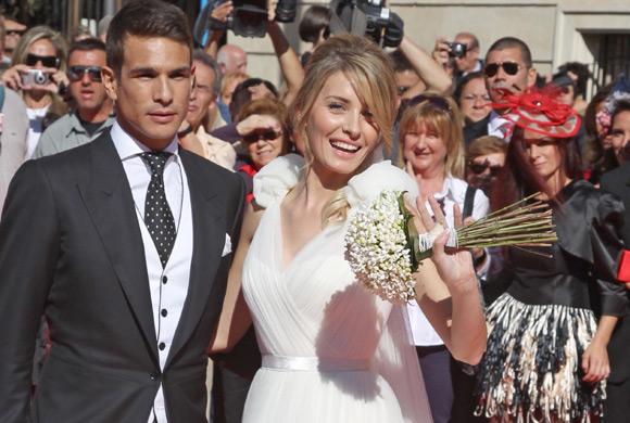 Todo sobre la boda de Jose María Manzanares y Rocío Escalona