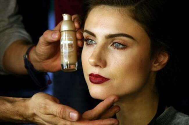 Cómo lograr un maquillaje de Alfombra roja
