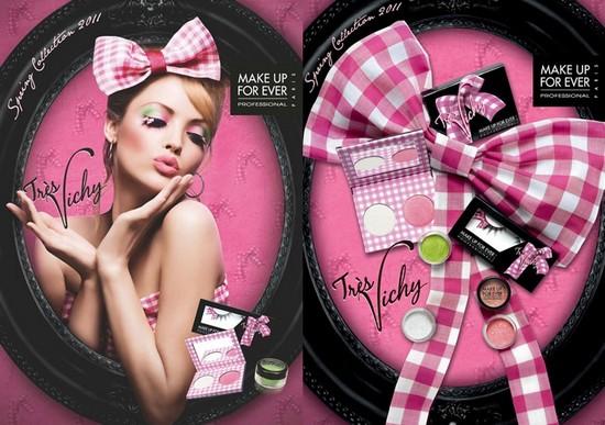 Maquillaje para el Verano 2011