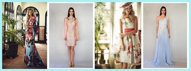 Ideas para elegir vestidos para bodas (II)
