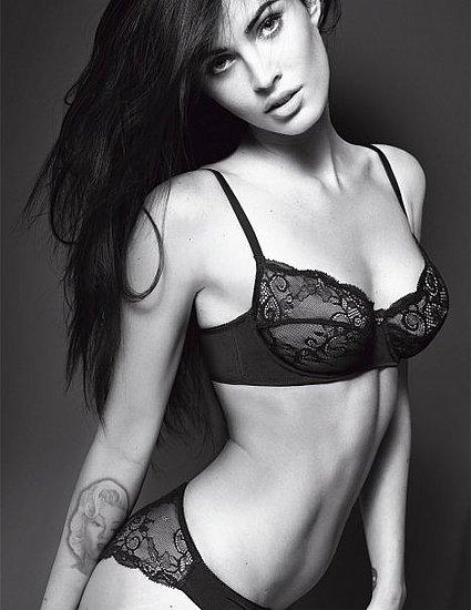 Megan Fox para Emporio Armani Underwear y Armani Jeans primavera/verano 2010