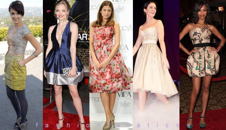 ¿Cuál ha sido tu look preferido esta semana?