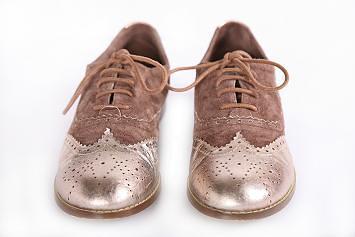 Mimotica Micola, colección zapatos British