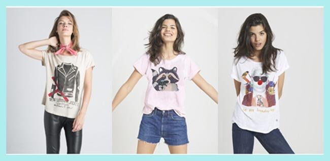 Dear Tee, las camisetas más personales