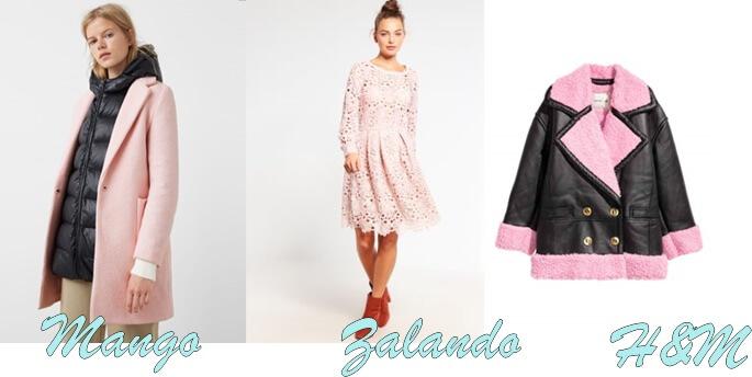 Tendencias moda: el color rosa se convierte en el nuevo negro