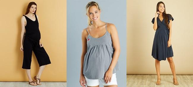 Moda para mujeres embarazadas