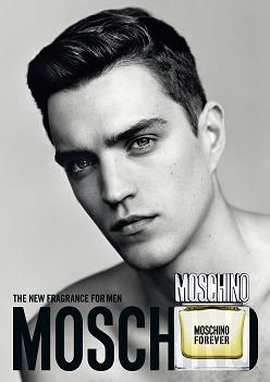 MOSCHINO FOREVER, la nueva fragancia masculina de MOSCHINO