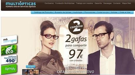 Con las gafas Combina2 de MULTIOPTICAS  te sentiras mejor que nunca