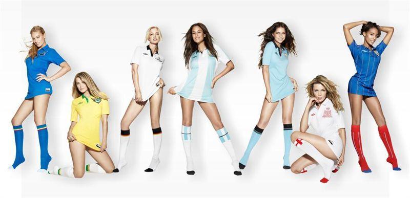 Las chicas del Mundial, ¿quién ganará esta competición de bellezas?