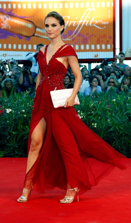 Los looks de Natalie Portman en el Festival de Cine de Venecia