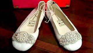 Bailarinas para novias, Otoño-Invierno 2009-2010