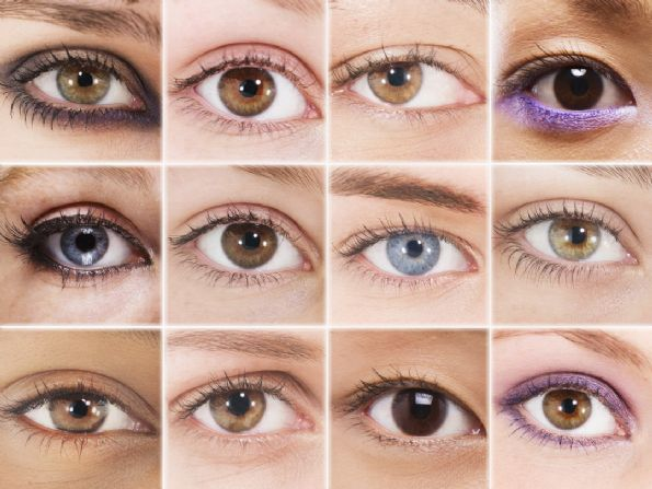 Cambia el color de tus ojos, ¡atrévete!