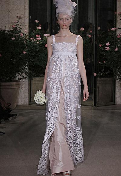 Vestidos de novia 2010