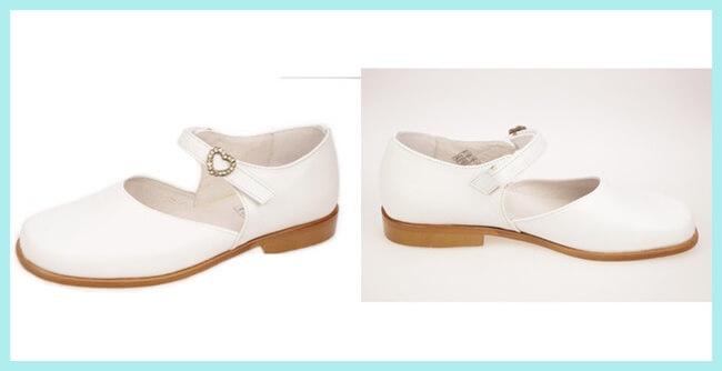 zapatos de comunión niña Pablosky