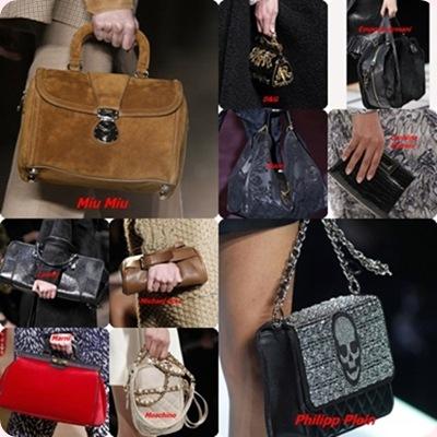 ¿Qué bolsos se llevan en Otoño-Invierno 2012-2013?
