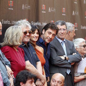 El Paseo de la Fama de Madrid lleno de estrellas y de polémica