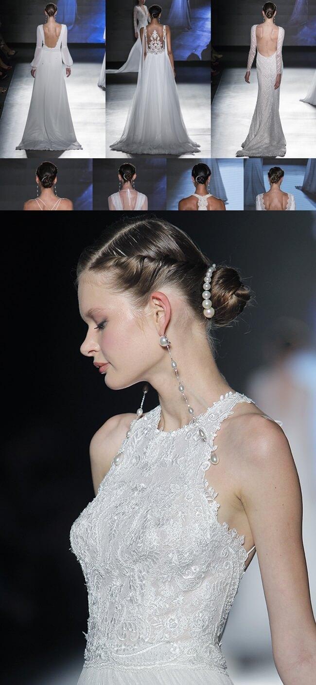 Tendencia en peinados para novias