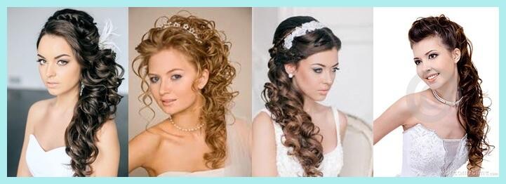 Peinados Pelo Rizado Para Bodas Peinados Cabello Hermoso Beautiful