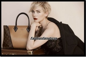 Michelle Williams imagen de Louis Vuitton