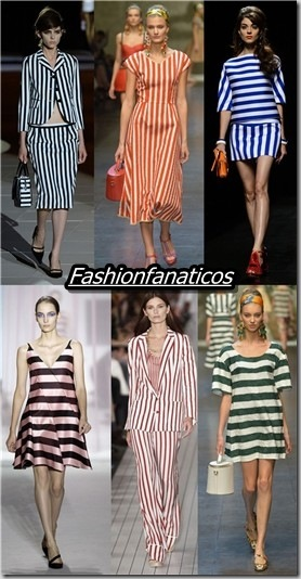 Tendencias de  moda año 2013