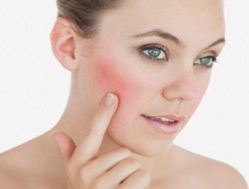 Cosméticos naturales para piel sensible