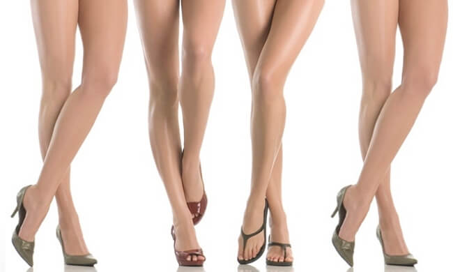 Trucos para lucir unas piernas perfectas