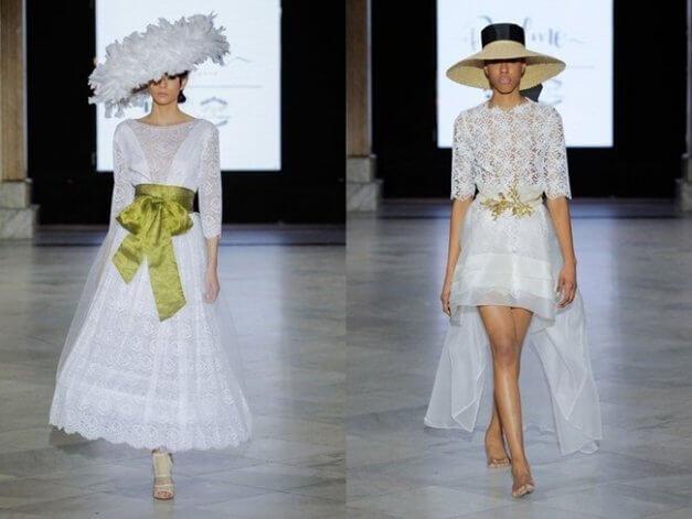Tendencias en Sombreros para novias
