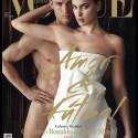 Cristiano Ronaldo e Irina Shayk para Vogue