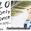 BERSHKA, nueva colección de mujer Primavera-verano 2013