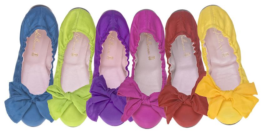 Pretty Ballerinas: Ahora, ¡ecológicas!