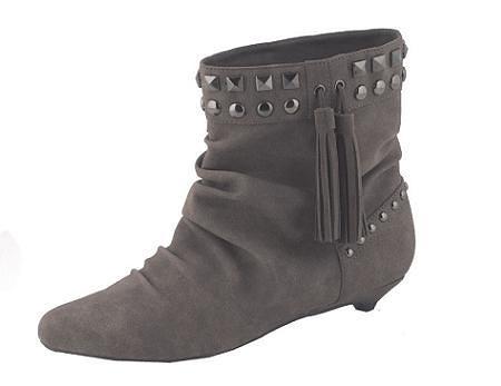 Tendencia para mujer en calzado, temporada Otoño-Invierno 2009-2010